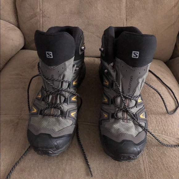 size 40 c1410 e8b02 Solomon X Ultra 3 Wide Mid GTX Hiking Boot